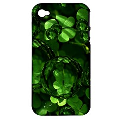 Magic Balls Apple Iphone 4/4s Hardshell Case (pc+silicone) by Siebenhuehner
