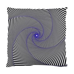 Hypnotisiert Cushion Case (two Sided)  by Siebenhuehner