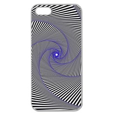 Hypnotisiert Apple Seamless Iphone 5 Case (clear) by Siebenhuehner