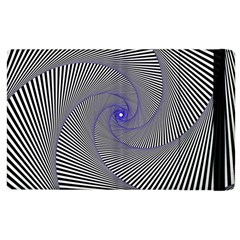 Hypnotisiert Apple Ipad 2 Flip Case by Siebenhuehner