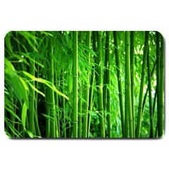 Bamboo Large Door Mat by Siebenhuehner