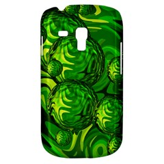 Green Balls  Samsung Galaxy S3 Mini I8190 Hardshell Case by Siebenhuehner