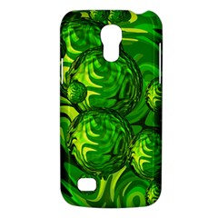 Green Balls  Samsung Galaxy S4 Mini Hardshell Case  by Siebenhuehner