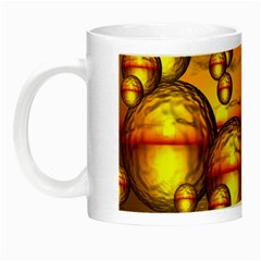 Sunset Bubbles Glow In The Dark Mug by Siebenhuehner