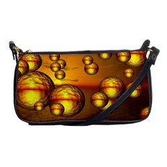 Sunset Bubbles Evening Bag by Siebenhuehner