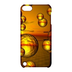 Sunset Bubbles Apple Ipod Touch 5 Hardshell Case With Stand by Siebenhuehner