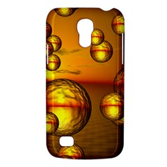 Sunset Bubbles Samsung Galaxy S4 Mini Hardshell Case  by Siebenhuehner