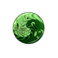 Magic Balls Golf Ball Marker 4 Pack (for Hat Clip) by Siebenhuehner