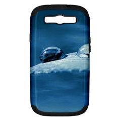 Drops Samsung Galaxy S Iii Hardshell Case (pc+silicone) by Siebenhuehner