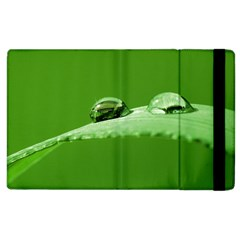 Waterdrops Apple Ipad 2 Flip Case by Siebenhuehner