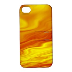Design Apple Iphone 4/4s Hardshell Case With Stand by Siebenhuehner