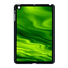 Green Apple Ipad Mini Case (black) by Siebenhuehner