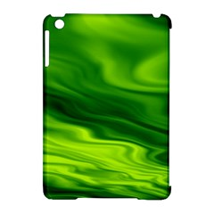Green Apple Ipad Mini Hardshell Case (compatible With Smart Cover) by Siebenhuehner