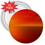 Sunset 3  Button (10 pack) Front