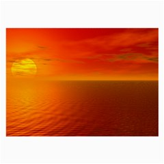 Sunset Glasses Cloth (large) by Siebenhuehner