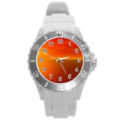 Sunset Plastic Sport Watch (large) by Siebenhuehner