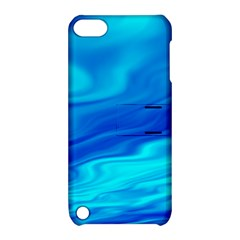 Blue Apple Ipod Touch 5 Hardshell Case With Stand by Siebenhuehner