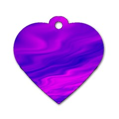 Design Dog Tag Heart (one Sided)  by Siebenhuehner