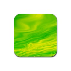 Green Drink Coasters 4 Pack (square) by Siebenhuehner