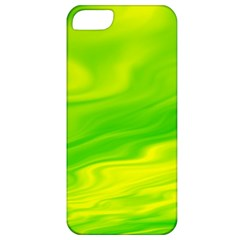 Green Apple Iphone 5 Classic Hardshell Case by Siebenhuehner