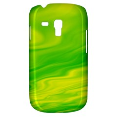 Green Samsung Galaxy S3 Mini I8190 Hardshell Case by Siebenhuehner