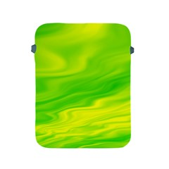 Green Apple Ipad 2/3/4 Protective Soft Case by Siebenhuehner