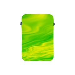 Green Apple Ipad Mini Protective Soft Case by Siebenhuehner