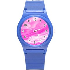 Background Plastic Sport Watch (small) by Siebenhuehner