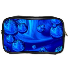 Modern  Travel Toiletry Bag (one Side) by Siebenhuehner