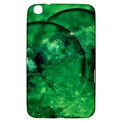 Green Bubbles Samsung Galaxy Tab 3 (8 ) T3100 Hardshell Case  by Siebenhuehner