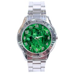 Illusion Stainless Steel Watch (men s)