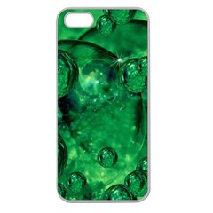 Illusion Apple Seamless Iphone 5 Case (clear)