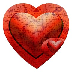 Love Jigsaw Puzzle (heart) by Siebenhuehner