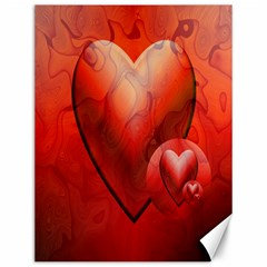 Love Canvas 12  X 16  (unframed) by Siebenhuehner