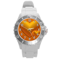 Love Plastic Sport Watch (large) by Siebenhuehner