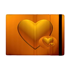 Love Apple Ipad Mini Flip Case by Siebenhuehner