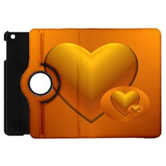 Love Apple Ipad Mini Flip 360 Case by Siebenhuehner