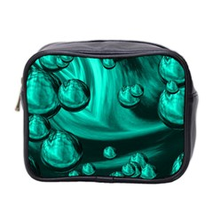 Space Mini Travel Toiletry Bag (two Sides) by Siebenhuehner