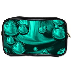 Space Travel Toiletry Bag (two Sides) by Siebenhuehner