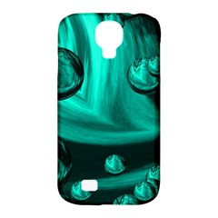 Space Samsung Galaxy S4 Classic Hardshell Case (pc+silicone) by Siebenhuehner