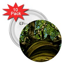 Tree 2 25  Button (10 Pack) by Siebenhuehner
