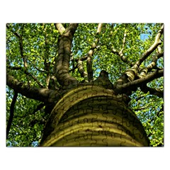 Tree Jigsaw Puzzle (rectangle) by Siebenhuehner