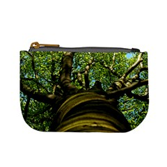Tree Coin Change Purse by Siebenhuehner