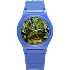 Tree Plastic Sport Watch (small) by Siebenhuehner