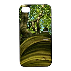 Tree Apple Iphone 4/4s Hardshell Case With Stand by Siebenhuehner