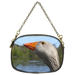 Geese Chain Purse (two Sided)  by Siebenhuehner