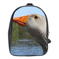 Geese School Bag (xl) by Siebenhuehner