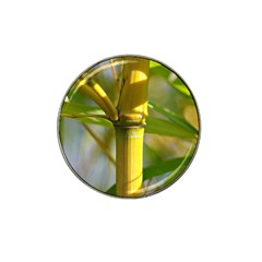 Bamboo Golf Ball Marker 4 Pack (for Hat Clip) by Siebenhuehner