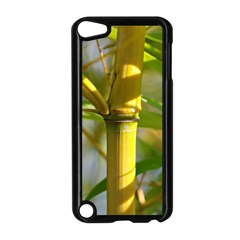 Bamboo Apple Ipod Touch 5 Case (black) by Siebenhuehner