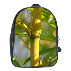 Bamboo School Bag (xl) by Siebenhuehner